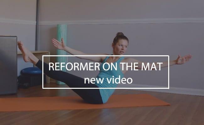 Full Body Pilates Workout Video -30 Min