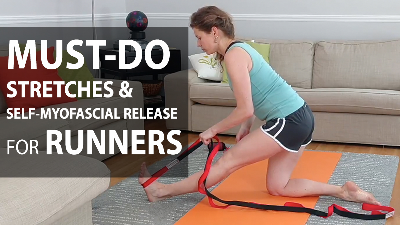 How to Stretch and Release Tight Muscles for Runners